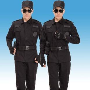 保安服套装对公司的重要性