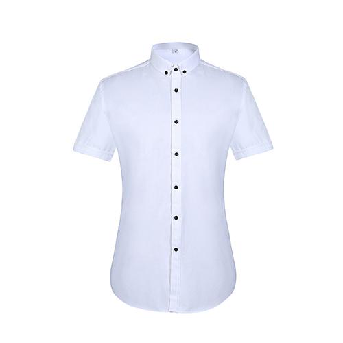 定制新款长袖男士衬衣