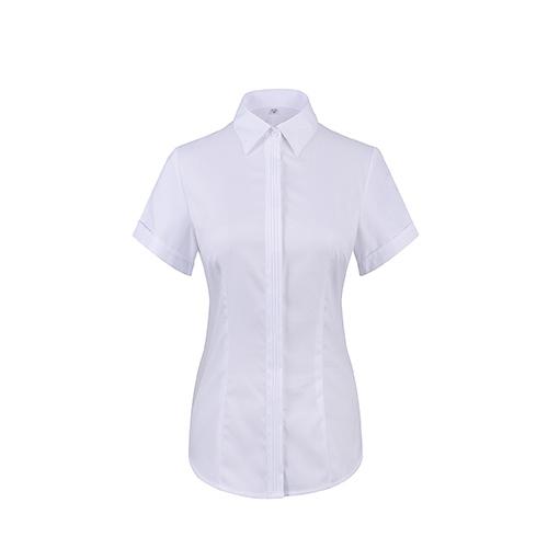 女士短袖衬衣